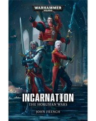 HORUSIAN WARS 2: INCARNATION (HB Novel)