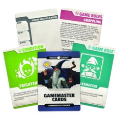 Dungeons and Dragons: Gamemaster Cards