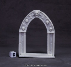 Graveyard Archway 77635