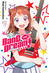 BanG Dream! Manga Vol. 1