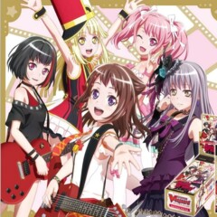 Bang Dream Film Live (Case) (20 Boxes)
