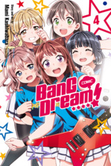 BanG Dream! Manga Vol. 4