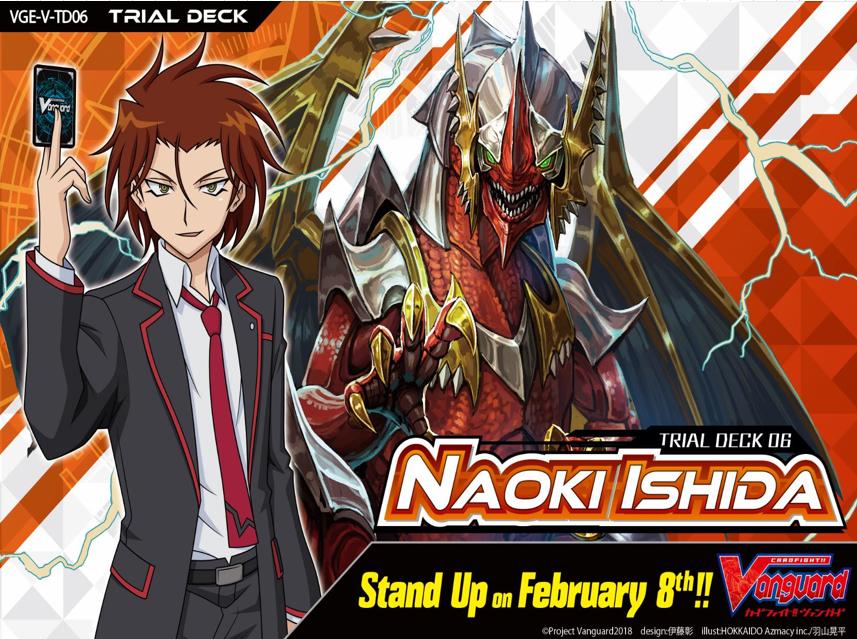 VGE-V-TD06 Naoki Ishida Trial Deck