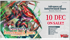 Advance of Intertwined Stars Booster Case(20 boxes)