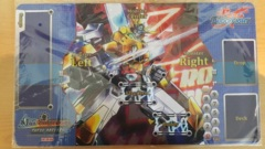Ultimate card burn playmat