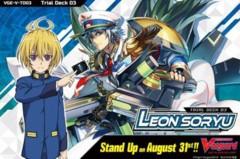 VGE-V-TD03 Leon Soryu Trial Deck