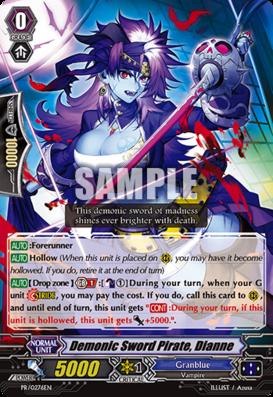 PR//0186EN Vanguard Knight of Sincerity PR Near Mint 1x Cardfight!