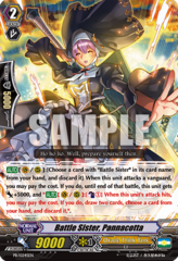 Battle Sister, Pannacotta - PR/0245EN - PR