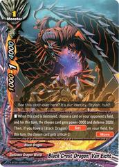 BLACK CREST DRAGON, VAN EICHT (C)