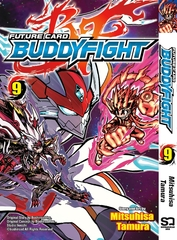 Buddy Fight Manga Vol. 9 (English)