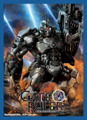 Gate Ruler Buster Kong Sleeves 003
