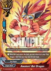 Awaken! Bal Dragon - D-SS03/0007 C