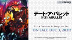 Date A Bullet Extra Booster box