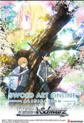 Sword Art Online Alicization Trial Deck