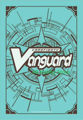 Cardfight!! Vanguard GZ Chocolate mint Ver. PROMO Card Sleeves