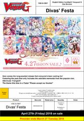 VGE-G-CB07 [Divas' Festa] Booster Boxes