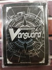 Cardfight!! Vanguard Official PROMO Silver Card Logo Sleeves