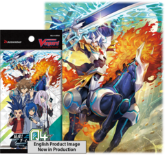 V-BT01 Cardfight!! Vanguard Booster Box 01 Unite! Team Q4