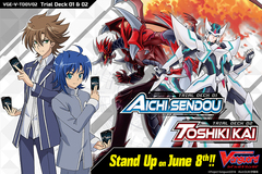 VGE-V-TD01 Aichi Sendou Trial Deck