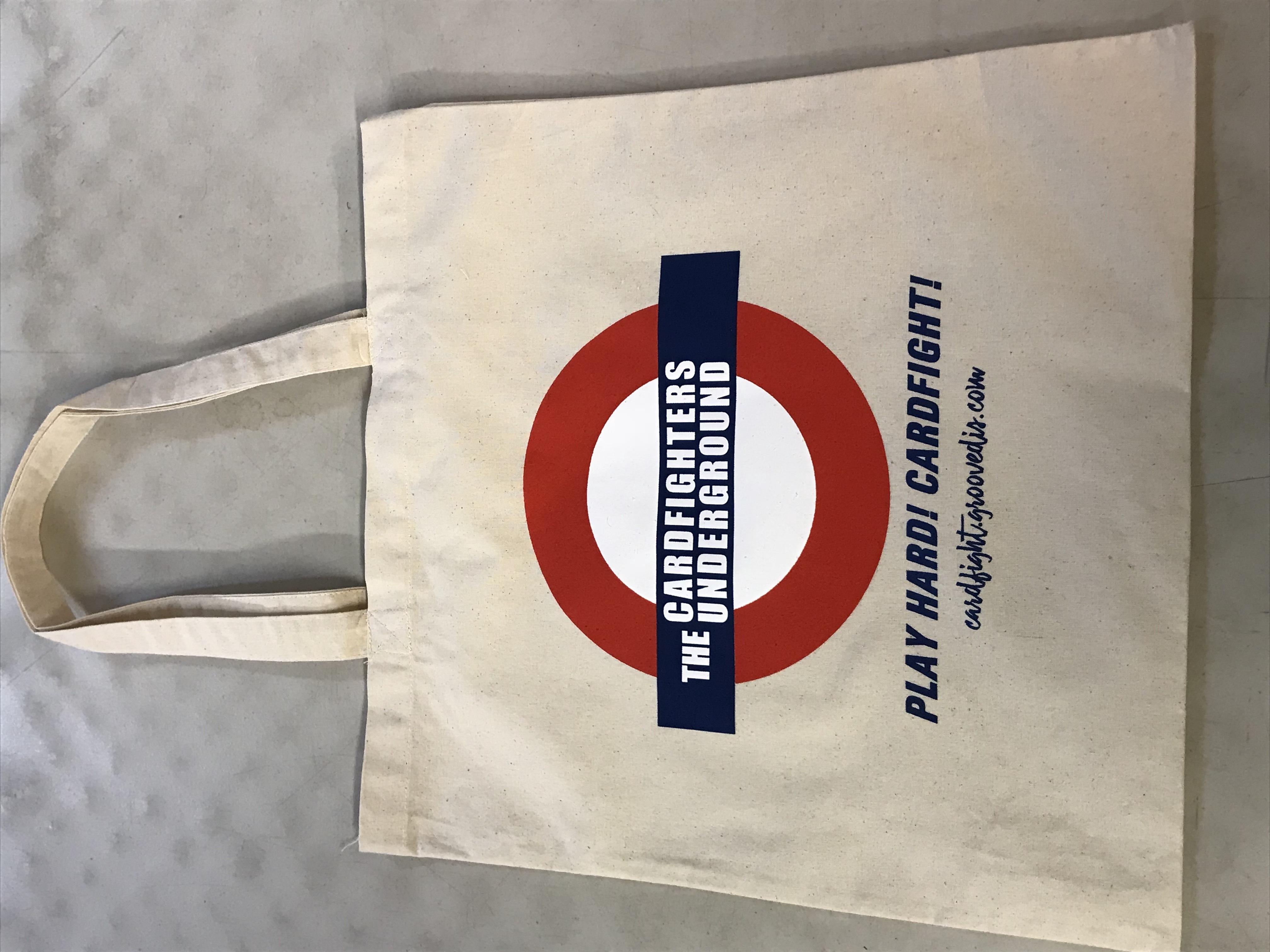 CF Underground Tote Bag