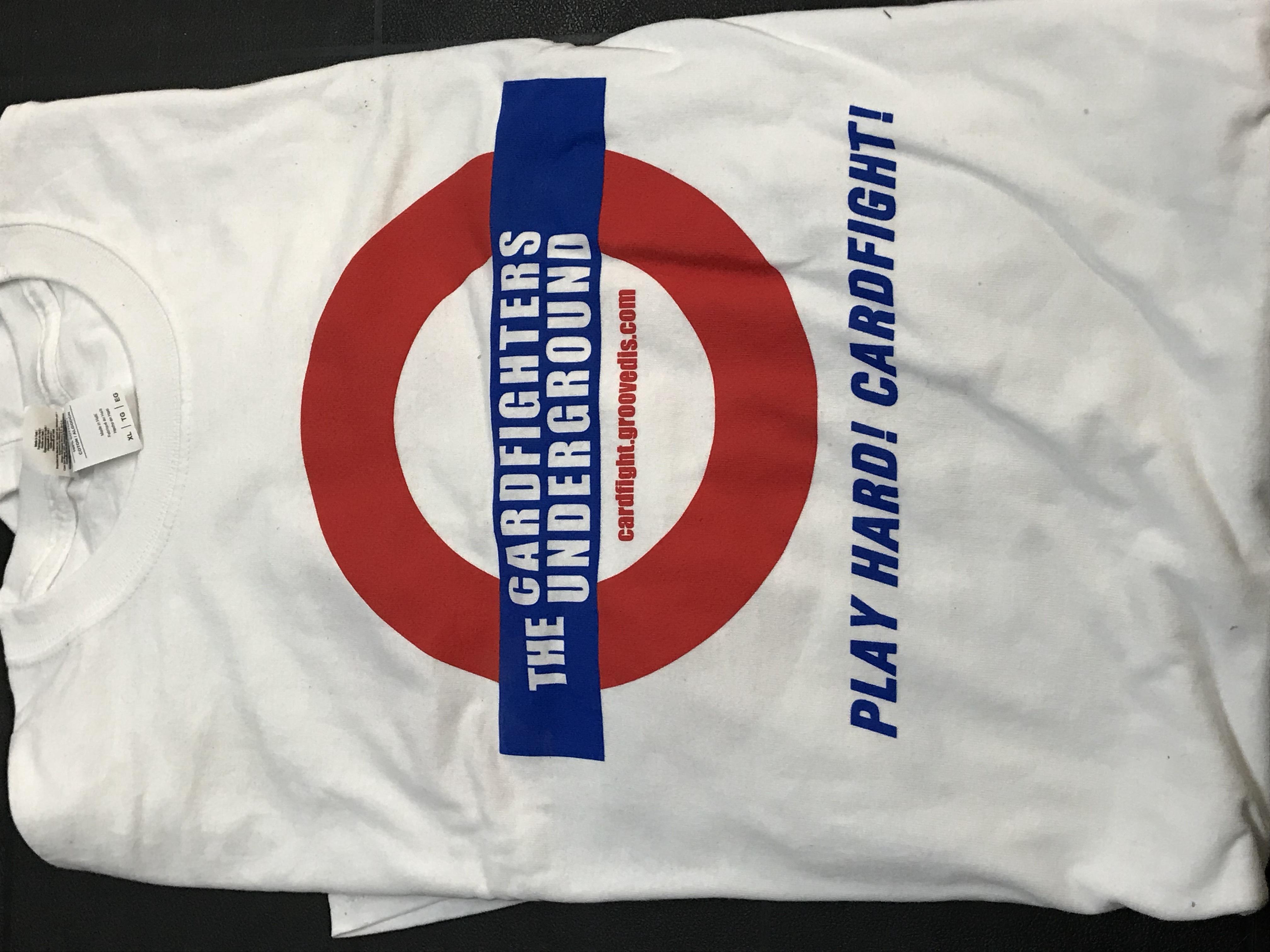 CF Underground T-Shirt (White)