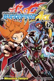 Buddy Fight Ace Manga Vol. 2