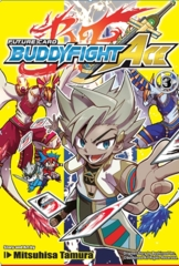 Buddy Fight Ace Manga Vol. 3