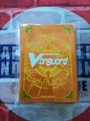 Orange vanguard logo sleeves (Reboot)