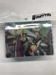 Thai VG Fighter's Clear Deck Holder Collection Vol 06 Shion Kiba
