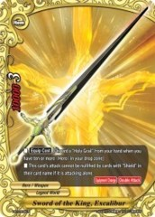 Sword of the King, Excalibur PR/0306