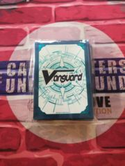 Blue Vanguard logo sleeves
