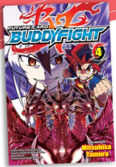 Buddy Fight Manga Vol. 4 (English)