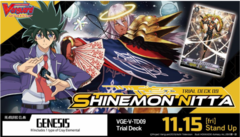 VGE-V-TD09 Shinemon Nitta