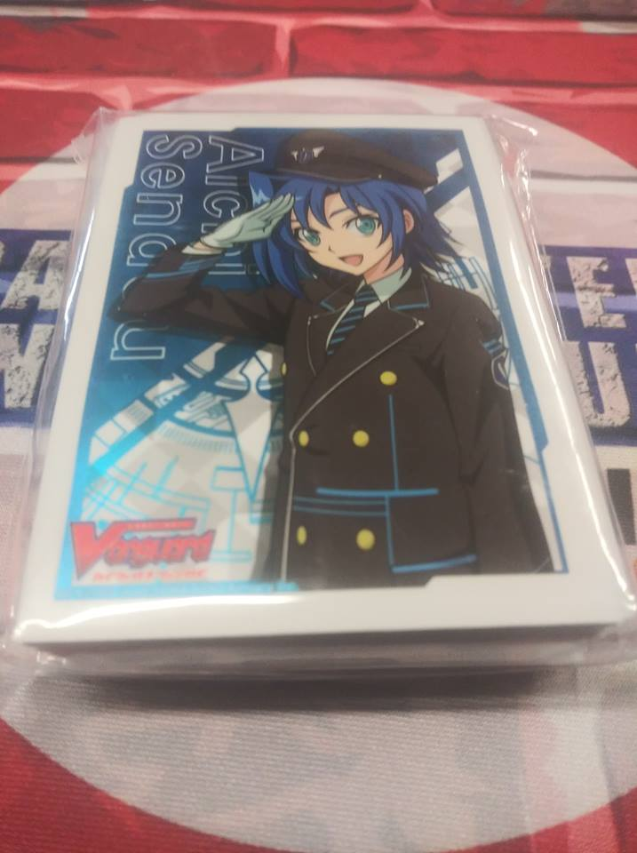 Aichi Train Promo Sleeves