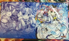 Bermuda Triangle Playmat Duo Amazing Sister, Meer