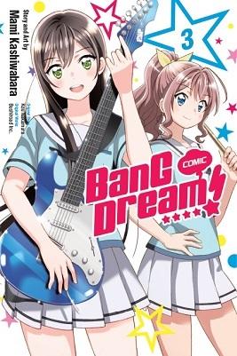 BanG Dream! Vol. 3