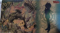 Blue Storm Supreme Dragon Glory Maelstrom Playmat V017