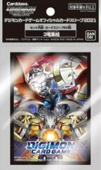 Digimon Card Game Official Sleeves - Dragon gathering