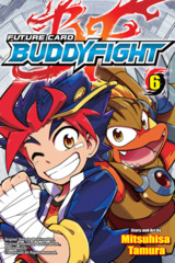 Buddy Fight Manga Vol. 6 (English)