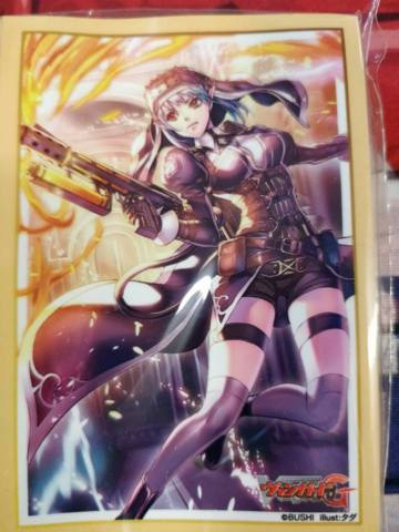 Bushiroad Sleeve Collection PROMO Cardfight!! Vanguard G Battle Sister, Florentine