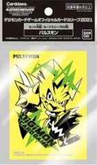 Digimon Card Game Official Sleeves - Puslemon