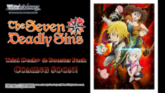 The Seven Deadly Sins (Booster Box)