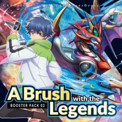 Cardfight!! Vanguard overDress: A Brush with the Legends Case (20 Boxes)