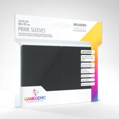 GameGenic Matte Prime Sleeves Black