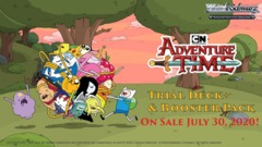 Adventure Time!! Boosters