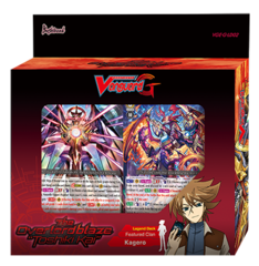 "Cardfight!! G Legend Deck Vol. 2: The Overlord blaze ""Toshiki Kai"""