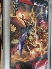 Dragon Empire Dragon Deity King of Resurgence, Dragveda OverDress Mat