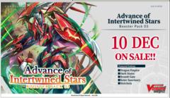 Advance of Intertwined Stars Booster Box