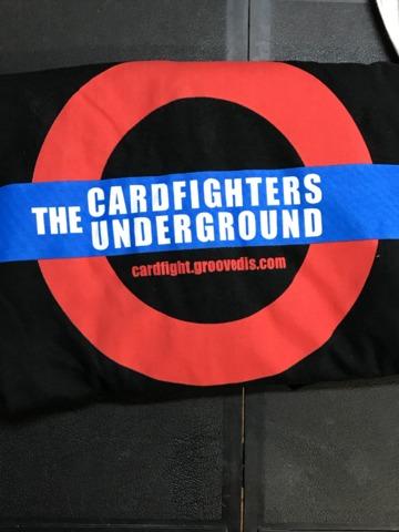 CF Underground T-Shirt (Black)