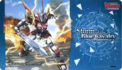 Storm of the Blue Cavalry Exxtreme Battler, Victor Sneak Mat V069